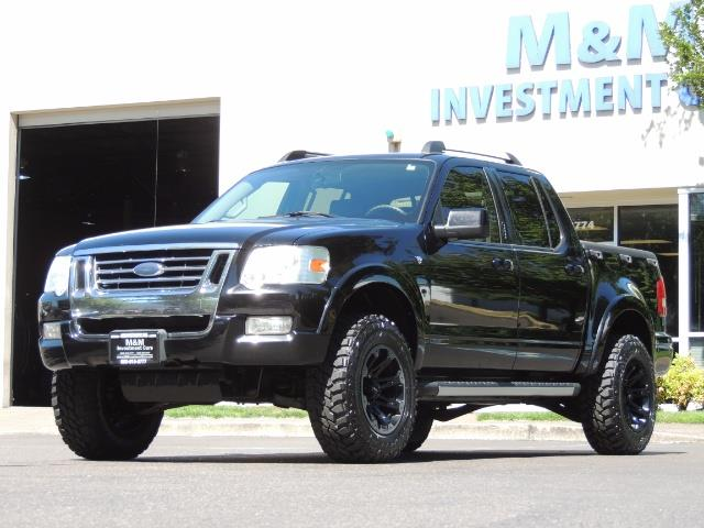 2007 Ford Explorer Sport Trac Limited 4dr Crew Cab 4X4 Leather Moon Roof LIFTED - Photo 38 - Portland, OR 97217
