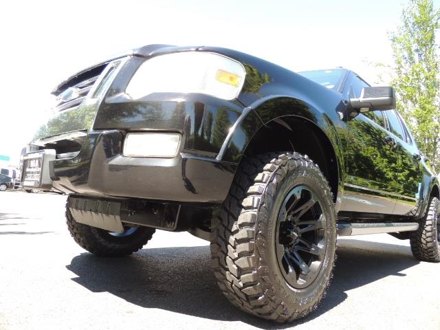 2007 Ford Explorer Sport Trac Limited 4dr Crew Cab 4X4 Leather Moon Roof LIFTED - Photo 9 - Portland, OR 97217
