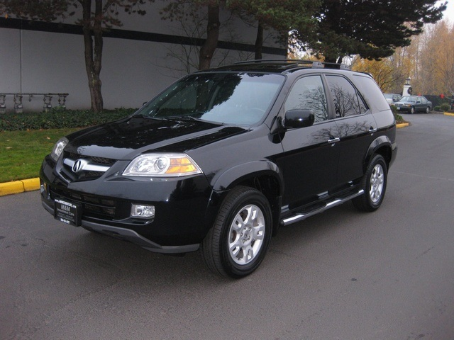 Acura Mdx Touring Wd Rd Row