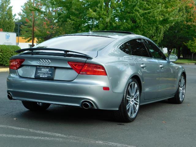 2014 Audi A7 3.0T quattro Premium Plus/ SUPERCHARGED / Prestine - Photo 8 - Portland, OR 97217