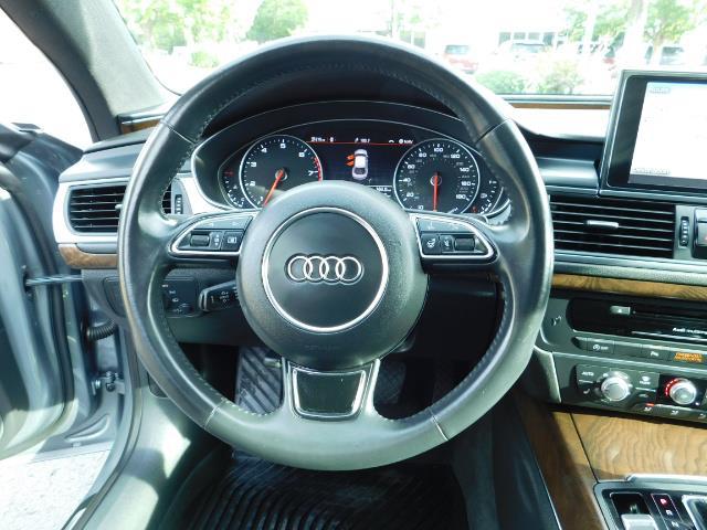 2014 Audi A7 3.0T quattro Premium Plus/ SUPERCHARGED / Prestine - Photo 38 - Portland, OR 97217