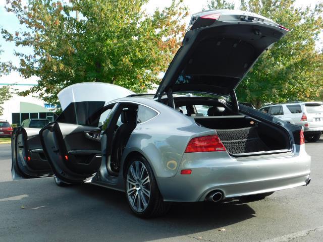 2014 Audi A7 3.0T quattro Premium Plus/ SUPERCHARGED / Prestine - Photo 27 - Portland, OR 97217