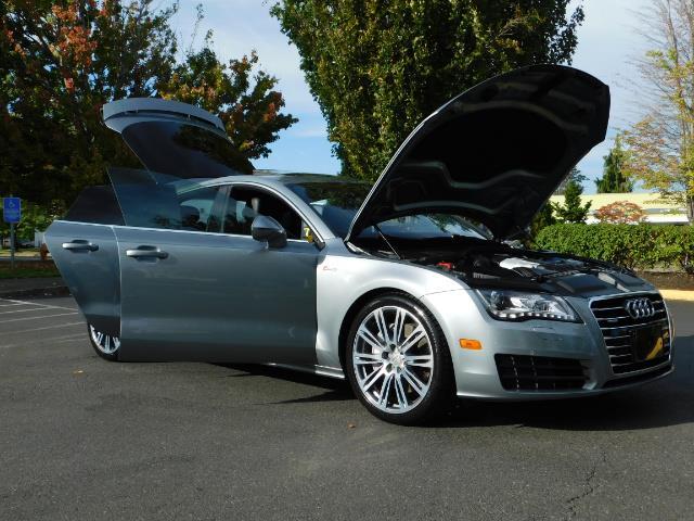 2014 Audi A7 3.0T quattro Premium Plus/ SUPERCHARGED / Prestine - Photo 31 - Portland, OR 97217
