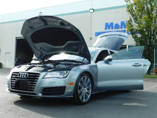 2014 Audi A7 3.0T quattro Premium Plus/ SUPERCHARGED / Prestine - Photo 33 - Portland, OR 97217