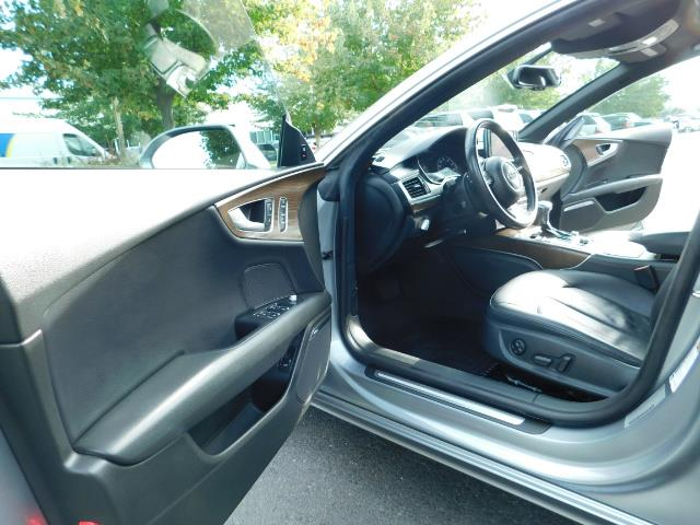 2014 Audi A7 3.0T quattro Premium Plus/ SUPERCHARGED / Prestine - Photo 13 - Portland, OR 97217