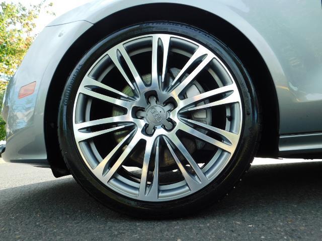 2014 Audi A7 3.0T quattro Premium Plus/ SUPERCHARGED / Prestine - Photo 23 - Portland, OR 97217
