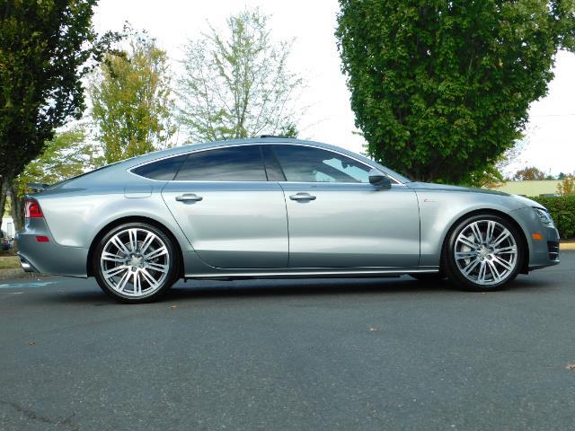 2014 Audi A7 3.0T quattro Premium Plus/ SUPERCHARGED / Prestine - Photo 4 - Portland, OR 97217