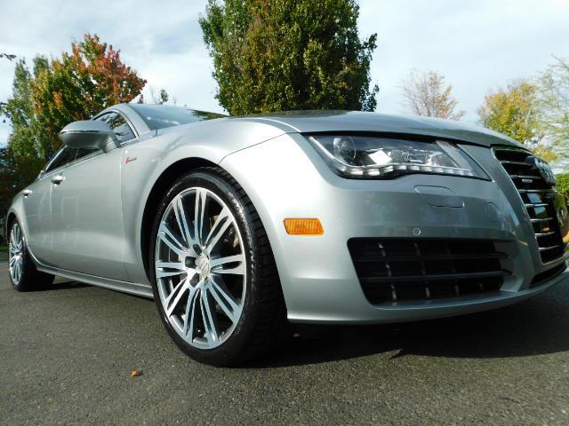 2014 Audi A7 3.0T quattro Premium Plus/ SUPERCHARGED / Prestine - Photo 10 - Portland, OR 97217