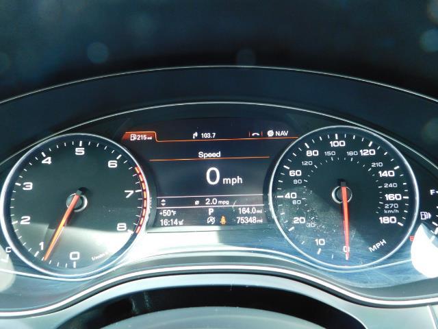 2014 Audi A7 3.0T quattro Premium Plus/ SUPERCHARGED / Prestine - Photo 39 - Portland, OR 97217