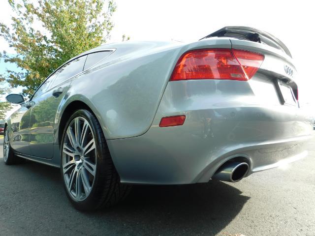 2014 Audi A7 3.0T quattro Premium Plus/ SUPERCHARGED / Prestine - Photo 12 - Portland, OR 97217
