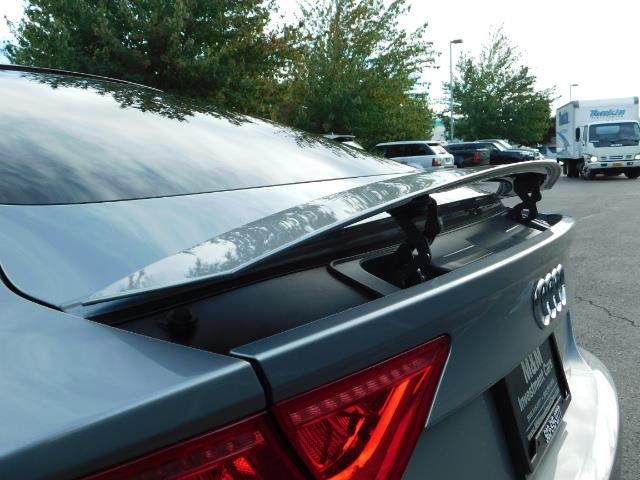 2014 Audi A7 3.0T quattro Premium Plus/ SUPERCHARGED / Prestine - Photo 49 - Portland, OR 97217