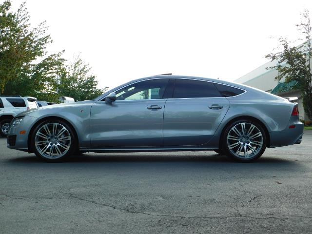 2014 Audi A7 3.0T quattro Premium Plus/ SUPERCHARGED / Prestine - Photo 3 - Portland, OR 97217