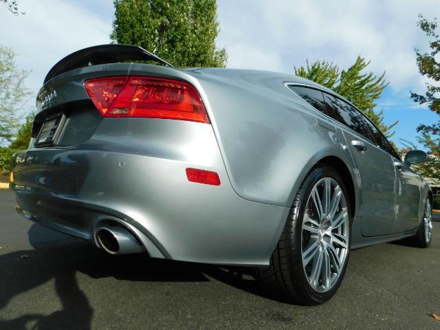 2014 Audi A7 3.0T quattro Premium Plus/ SUPERCHARGED / Prestine - Photo 11 - Portland, OR 97217