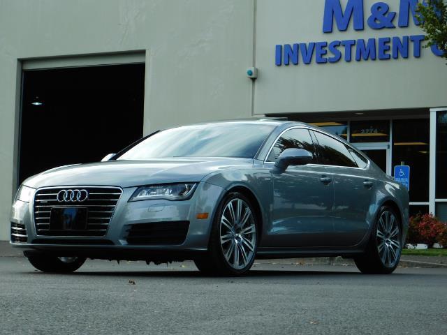2014 Audi A7 3.0T quattro Premium Plus/ SUPERCHARGED / Prestine - Photo 1 - Portland, OR 97217