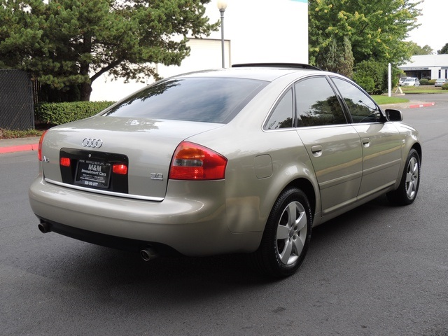 2003 Audi A6 3.0 quattro/ AWD/ Leather/ Excel Cond - Photo 10 - Portland, OR 97217