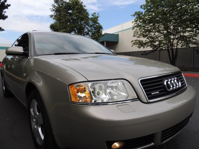 2003 Audi A6 3.0 quattro/ AWD/ Leather/ Excel Cond - Photo 39 - Portland, OR 97217