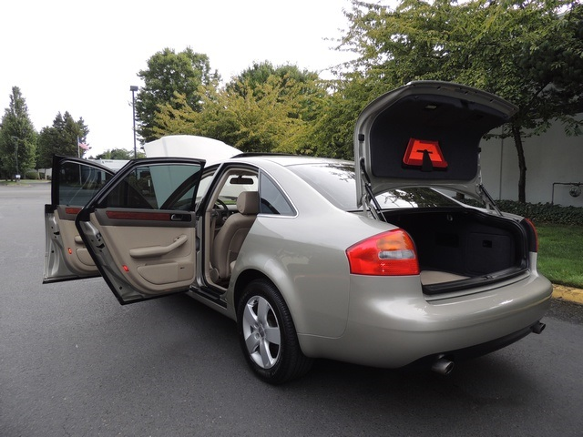 2003 Audi A6 3.0 quattro/ AWD/ Leather/ Excel Cond - Photo 13 - Portland, OR 97217
