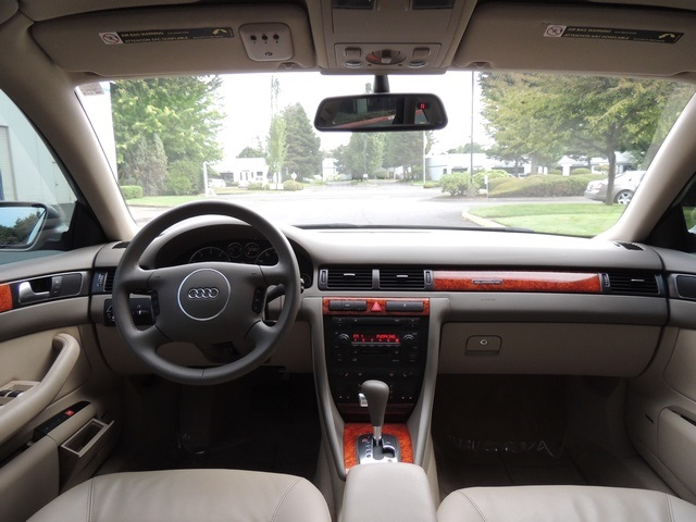 2003 Audi A6 3.0 quattro/ AWD/ Leather/ Excel Cond - Photo 25 - Portland, OR 97217