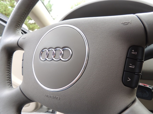 2003 Audi A6 3.0 quattro/ AWD/ Leather/ Excel Cond - Photo 29 - Portland, OR 97217