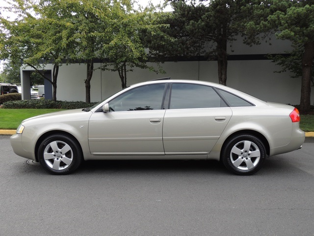 2003 Audi A6 3.0 quattro/ AWD/ Leather/ Excel Cond - Photo 3 - Portland, OR 97217