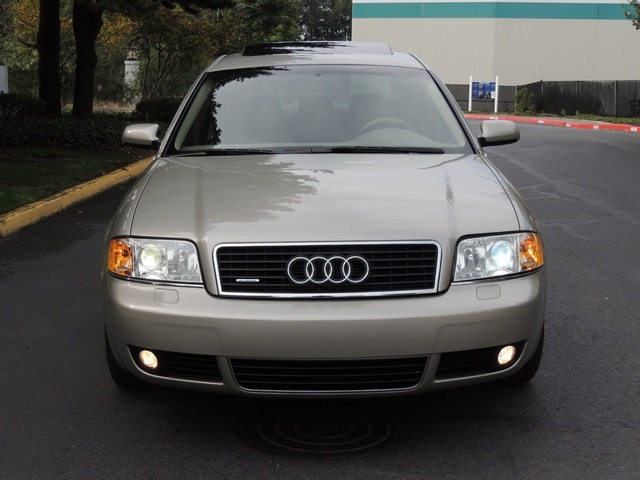 2003 Audi A6 3.0 quattro/ AWD/ Leather/ Excel Cond - Photo 5 - Portland, OR 97217