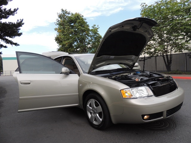 2003 Audi A6 3.0 quattro/ AWD/ Leather/ Excel Cond - Photo 17 - Portland, OR 97217