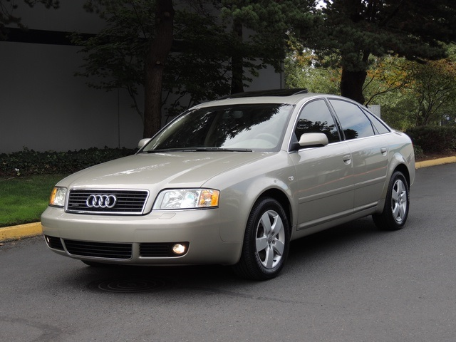 2003 Audi A6 3.0 quattro/ AWD/ Leather/ Excel Cond - Photo 42 - Portland, OR 97217