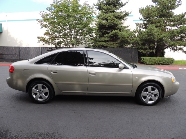 2003 Audi A6 3.0 quattro/ AWD/ Leather/ Excel Cond - Photo 4 - Portland, OR 97217
