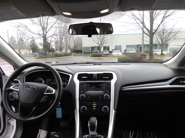 2016 Ford Fusion SE / Sedan / Back up camera / Excel Cond - Photo 36 - Portland, OR 97217