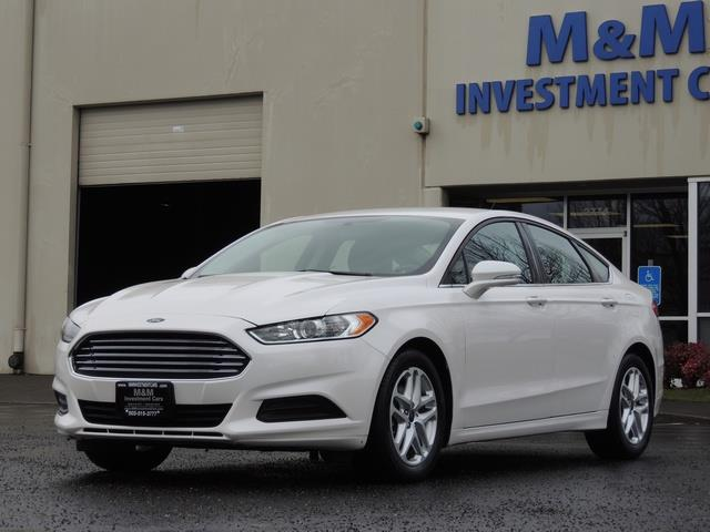 2016 Ford Fusion SE / Sedan / Back up camera / Excel Cond - Photo 43 - Portland, OR 97217