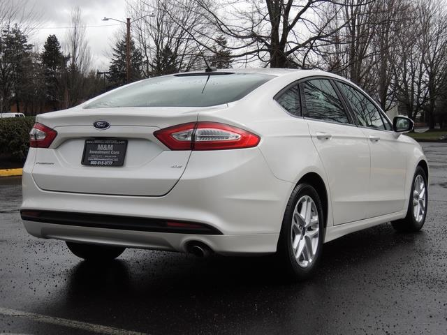 2016 Ford Fusion SE / Sedan / Back up camera / Excel Cond - Photo 8 - Portland, OR 97217