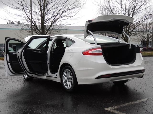 2016 Ford Fusion SE / Sedan / Back up camera / Excel Cond - Photo 27 - Portland, OR 97217