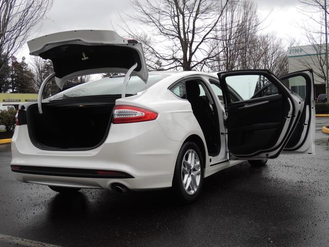 2016 Ford Fusion SE / Sedan / Back up camera / Excel Cond - Photo 30 - Portland, OR 97217