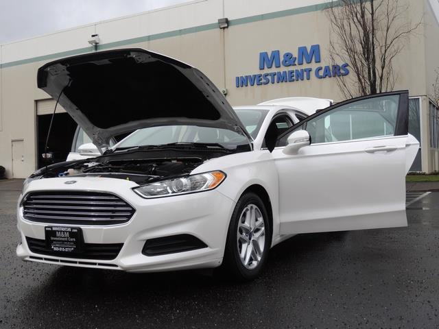 2016 Ford Fusion SE / Sedan / Back up camera / Excel Cond - Photo 25 - Portland, OR 97217