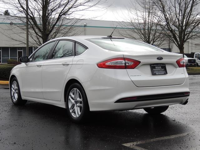 2016 Ford Fusion SE / Sedan / Back up camera / Excel Cond - Photo 7 - Portland, OR 97217