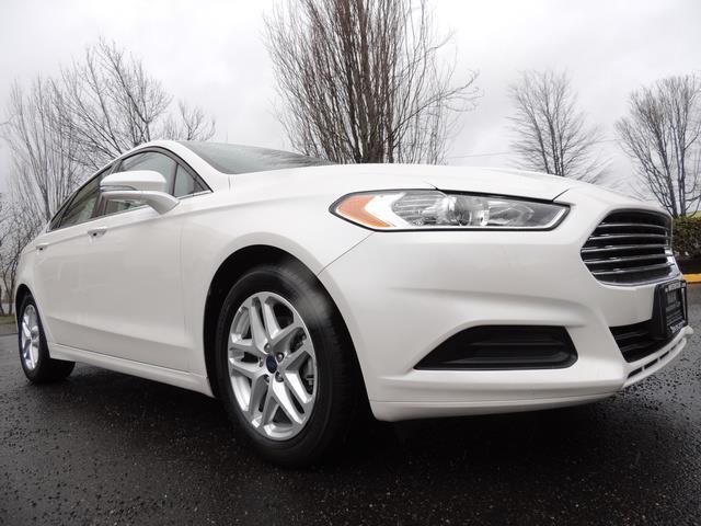 2016 Ford Fusion SE / Sedan / Back up camera / Excel Cond - Photo 12 - Portland, OR 97217