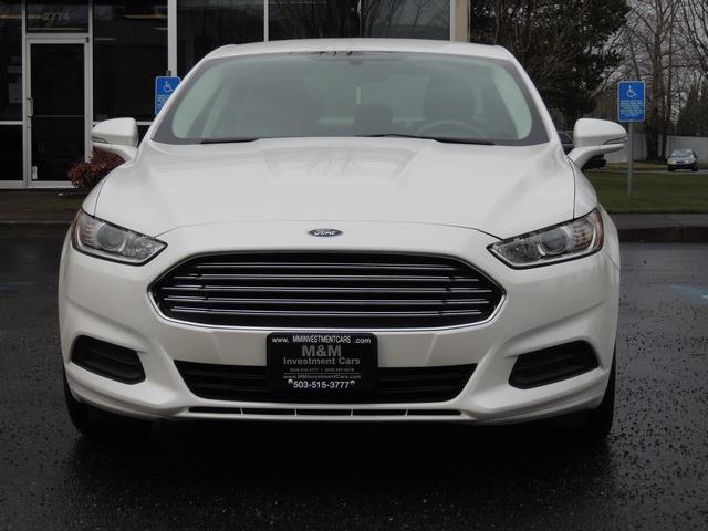 2016 Ford Fusion SE / Sedan / Back up camera / Excel Cond - Photo 5 - Portland, OR 97217
