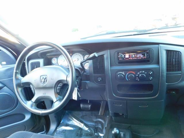 2003 Dodge Ram 2500 SLT 4dr Quad Cab SLT / 4X4 / 5.9L DIESEL / LIFTED - Photo 18 - Portland, OR 97217