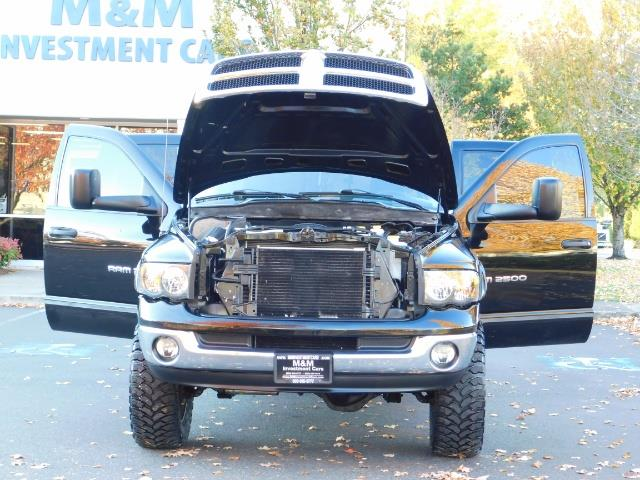 2003 Dodge Ram 2500 SLT 4dr Quad Cab SLT / 4X4 / 5.9L DIESEL / LIFTED - Photo 30 - Portland, OR 97217