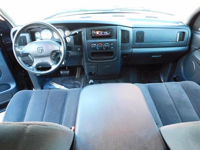 2003 Dodge Ram 2500 SLT 4dr Quad Cab SLT / 4X4 / 5.9L DIESEL / LIFTED - Photo 19 - Portland, OR 97217