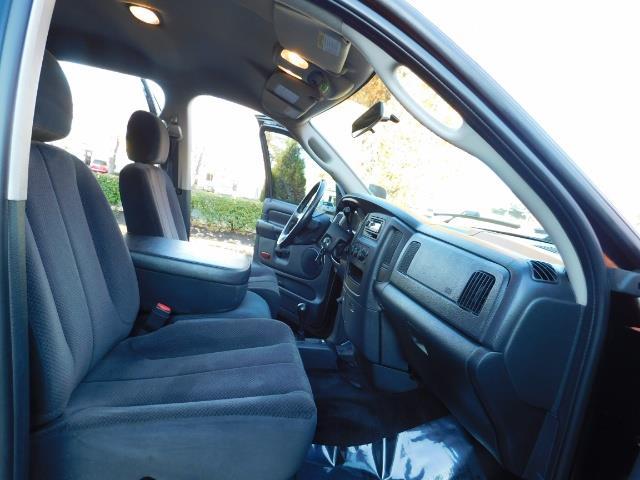 2003 Dodge Ram 2500 SLT 4dr Quad Cab SLT / 4X4 / 5.9L DIESEL / LIFTED - Photo 17 - Portland, OR 97217