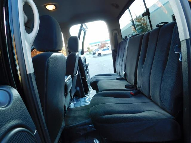 2003 Dodge Ram 2500 SLT 4dr Quad Cab SLT / 4X4 / 5.9L DIESEL / LIFTED - Photo 15 - Portland, OR 97217