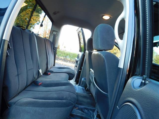 2003 Dodge Ram 2500 SLT 4dr Quad Cab SLT / 4X4 / 5.9L DIESEL / LIFTED - Photo 16 - Portland, OR 97217