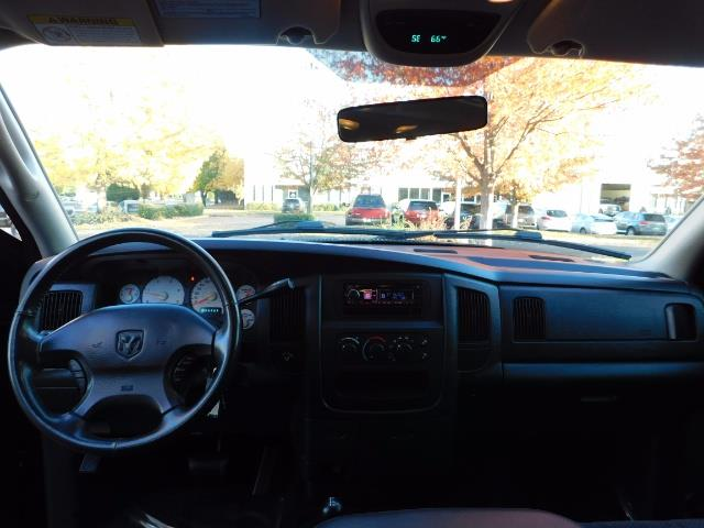 2003 Dodge Ram 2500 SLT 4dr Quad Cab SLT / 4X4 / 5.9L DIESEL / LIFTED - Photo 33 - Portland, OR 97217