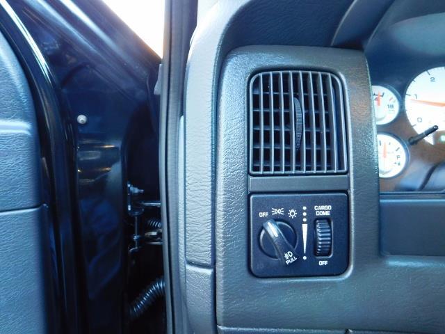 2003 Dodge Ram 2500 SLT 4dr Quad Cab SLT / 4X4 / 5.9L DIESEL / LIFTED - Photo 38 - Portland, OR 97217