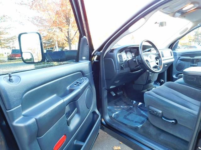 2003 Dodge Ram 2500 SLT 4dr Quad Cab SLT / 4X4 / 5.9L DIESEL / LIFTED - Photo 13 - Portland, OR 97217