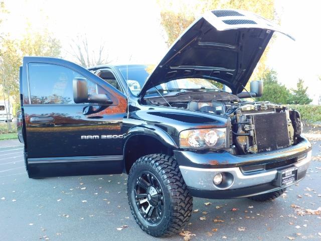 2003 Dodge Ram 2500 SLT 4dr Quad Cab SLT / 4X4 / 5.9L DIESEL / LIFTED - Photo 29 - Portland, OR 97217