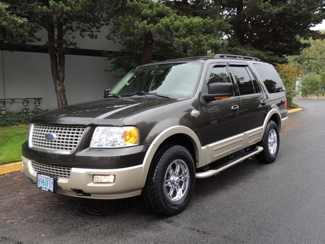 Ford Expedition King RanchxRd SeatNavigationDVDMoonroof - 2005 expedition