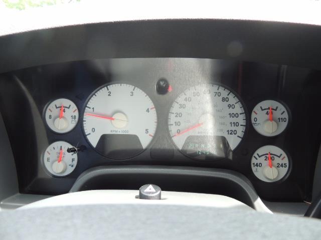2007 Dodge Ram 2500 SLT 4dr Mega Cab / 4X4 /5.9L DIESEL /NAVI/ LIFTED - Photo 41 - Portland, OR 97217