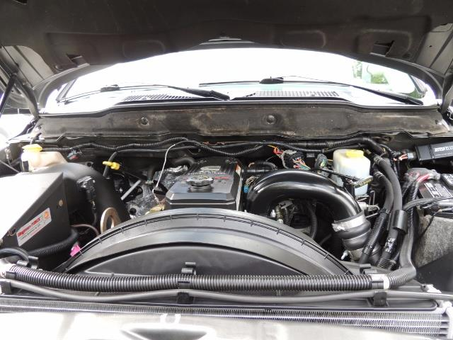 2007 Dodge Ram 2500 SLT 4dr Mega Cab / 4X4 /5.9L DIESEL /NAVI/ LIFTED - Photo 32 - Portland, OR 97217